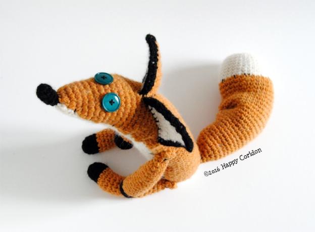 Puffetta Amigurumi Tutorial - Smurfette Keychain Crochet ... | 459x624